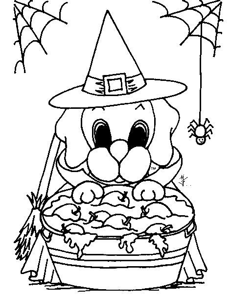 Watch a 'Ghostly Gluten-Free Tale!' & beware of witches!