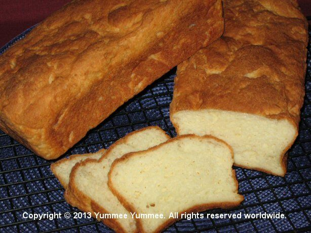 Savory gluten-free bread recipes - Honey White Bread